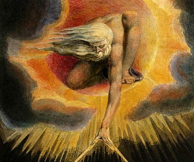 """Ancient of Days"" by William Blake<br /><br /><!-- 1upcrlf2 -->WIKIMEDIA COMMONS"