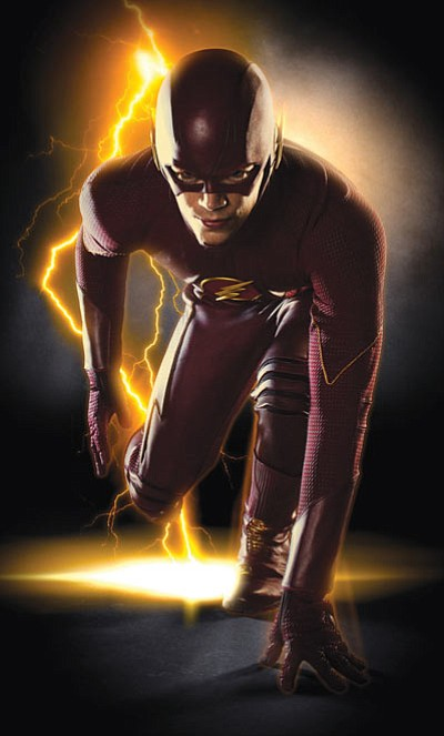 "The same team that brought us ""Arrow"" on CW is developing ""The Flash."" (Courtesy)"