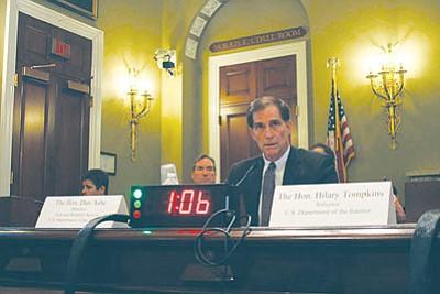 Dan Ashe, U.S. Fish and Wildlife Service