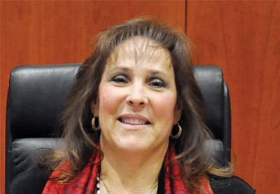 Mohave County Treasurer Cindy Landa Cox