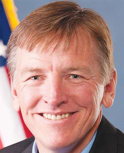 U.S. Rep. Paul Gosar, R-Ariz.