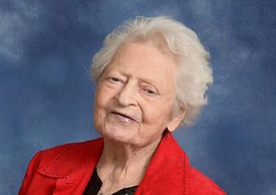 Hattie Belle Williams: March 28, 1917-Dec. 16, 2014