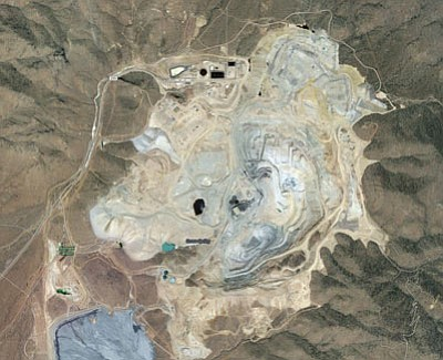 Mineral Park Mine. (Google Maps/Courtesy)