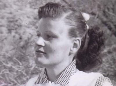 "Lucille ""Lou"" Catherine Aune"