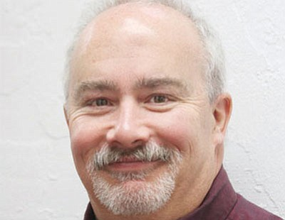 Kingman City Manager John Dougherty