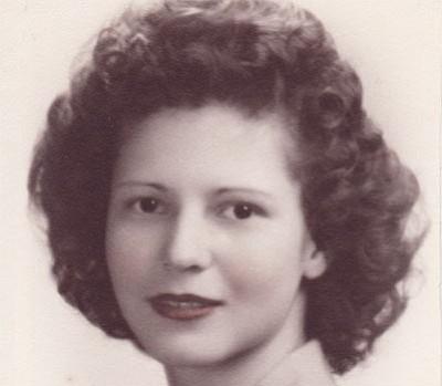 Helen Mae Holman-Harpham