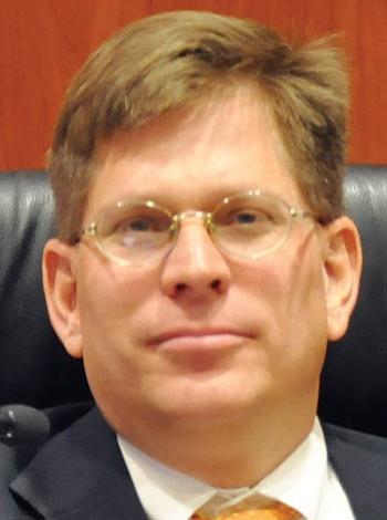 Board chairman Steve Moss