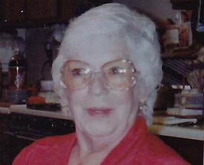 Ruth Ann (Watters) Hazel