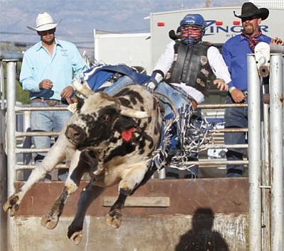 The inaugural Best of the West on Route 66 Festival will combine the Andy Devine Days parade and rodeo and car shows. (JC AMBERLYN/Miner)