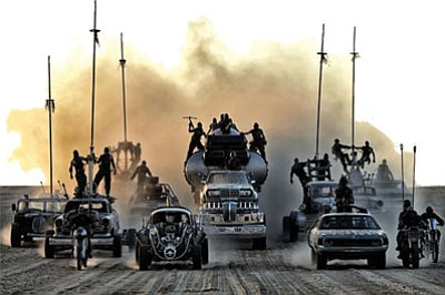 George Miller, the director and writer from the original films, is helming the reboot of Mad Max.