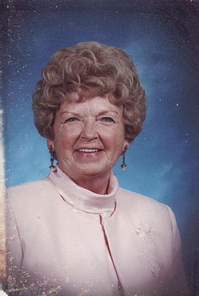 Ruth Ann Sublet