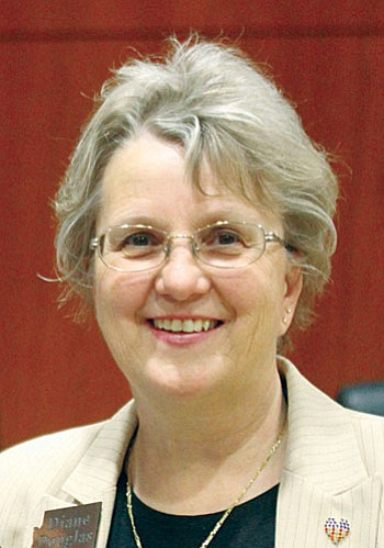 JC AMBERLYN/Miner<BR> State Superintendent of Public Instruction Diane Douglas.