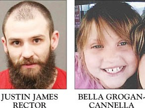 Justin James Rector, Bella Grogan-Cannella