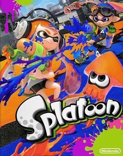"Courtesy<BR>'Splatoon,' new for the Wii U, features multiplayer play as ""Inklings,"" which can switch between human and squid form. It's both fun and kid-friendly, according to early users, and could be what the Wii U system has been needing for a while."