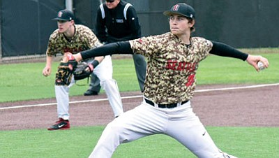 DALE GARVEY/Seattle University<BR> Seattle University's freshman pitcher Tarik Skubal (Kingman Academy, 2014) was named to the Freshmen All-American Team by Collegiate Baseball.