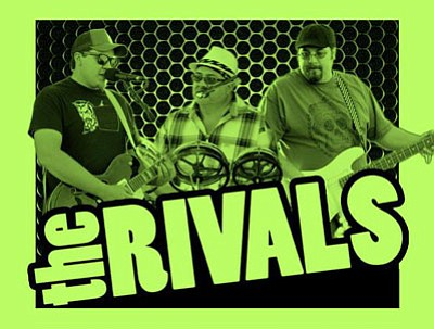 "Rivals band members: Robert ""Chuy"" Diaz - Guitar/Vocals Cardo Diaz - Drums/Vocals Dave Diaz - Bass/Vocals"