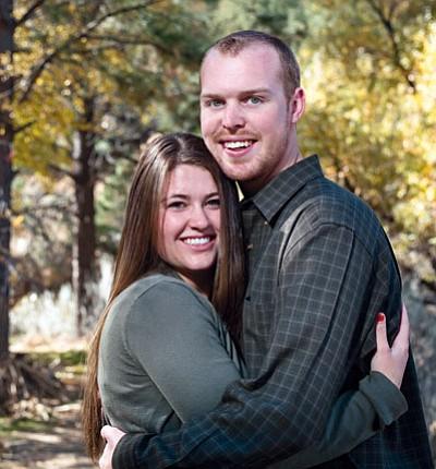 Ashlea Tomlinson & Chad Burge<br /><br /><!-- 1upcrlf2 -->