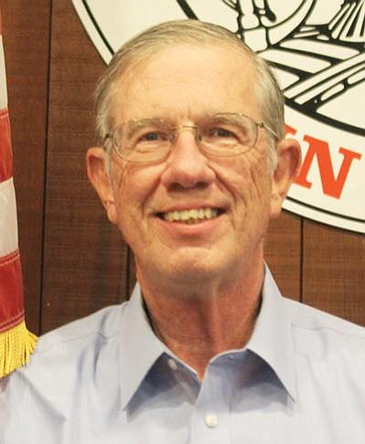 Mayor Richard Anderson
