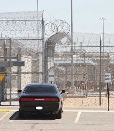 The wardens of both the Cerbat and Hualapai units at Arizona State Prison-Kingman came under withering criticism in the wake of four days of violent unrest in early July. (JC AMBERLYN/Miner)