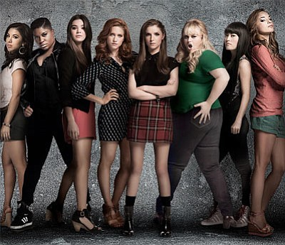 'Pitch Perfect 2' has plenty to offer the acapella nerds. (Courtesy)
