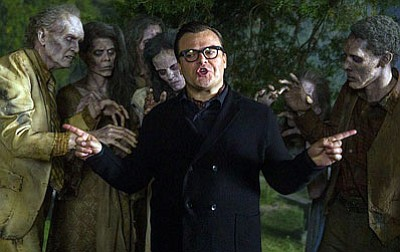 "Jack Black in ""Goosebumps"" (Columbia Pictures)"