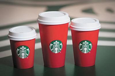 Starbucks/Courtesy