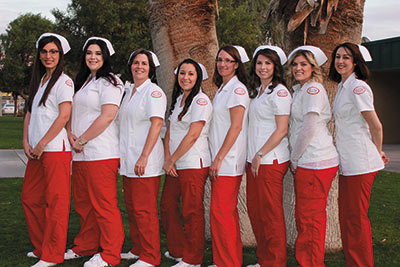 New Nurses Graduate From Mohave Community College