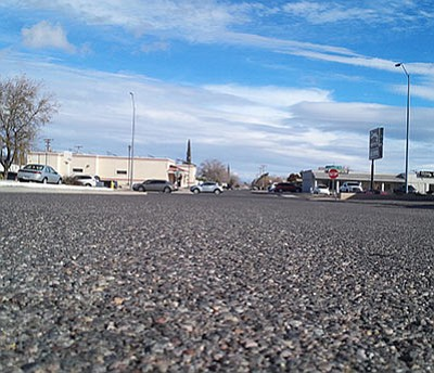 The City Council on Tuesday unanimously approved a much-needed survey of city streets. (DOUG McMURDO/Miner)