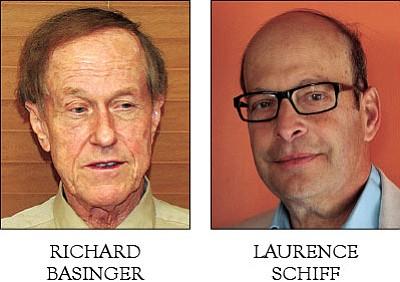 Richard Basinger, Laurence Schiff