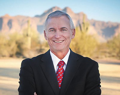 Rep. Doug Coleman, R-Apache Junction