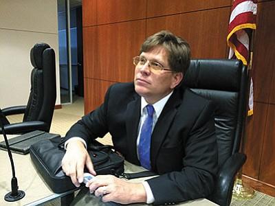 Mohave County Supervisor Steve Moss