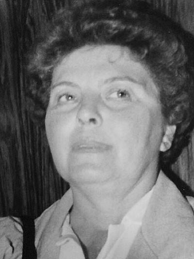 Elaine Margaret (Poole) Hill