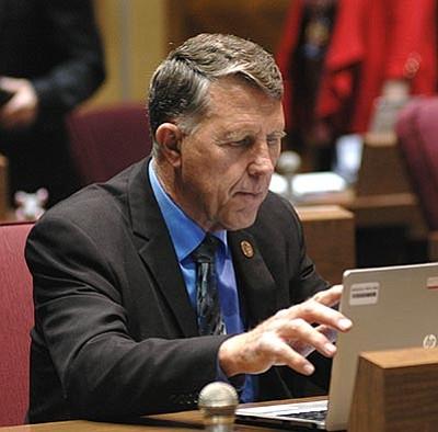 State Sen. David Farnsworth, R-Mesa