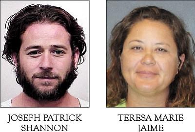 Joseph Patrick Shannon, Teresa Marie Jaime
