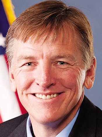 Congressman Paul Gosar