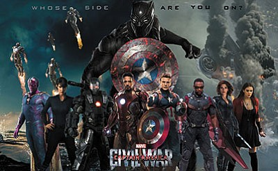 Captain America: Civil War (Walt Disney Studios Motion Pictures)