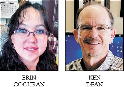 Erin Cochran, Ken Dean