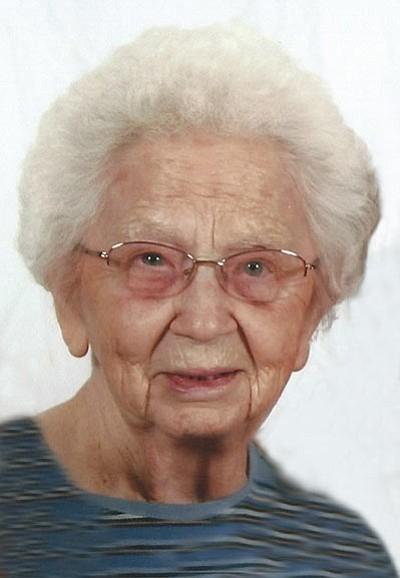 Bertha Irene (Miller) Bowers