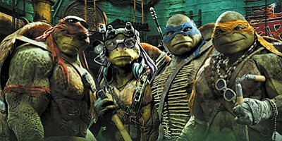 Teenage Mutant Ninja Turtles: Out of the Shadows (Paramount Pictures)