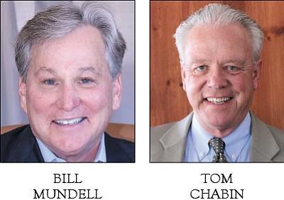 Bill Mundell, Tom Chabin