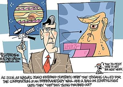 Cagle Cartoons