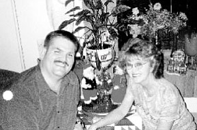 Judge family photos Michael Judge and his mother, Jackie Parrish, above, celebrated the last Christmas of his life in 2003, 10 months before he died Oct. 25, 2004, after being shot by Lake Havasu City Police officers. Judge graduated from Mohave Community College, left, in 2000 with an associates degree in computer technology.