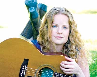 Courtesy photo<br> Singer-songwriter Alice Wallace headlines the music at the 2nd annual Mile High Brewfest.