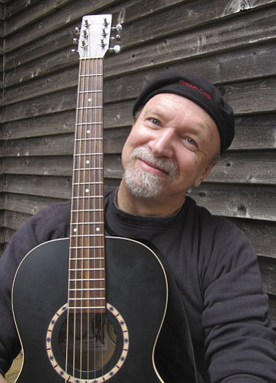 Courtesy photo<br> Craig Werth, a multiple Juno award winner, plays an afternoon Folk Sessions concert on Oct. 11.