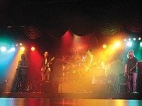 """Prescott rock band Sweet Nasty will release its second album, """"Life on Fire,"""" in  August."""