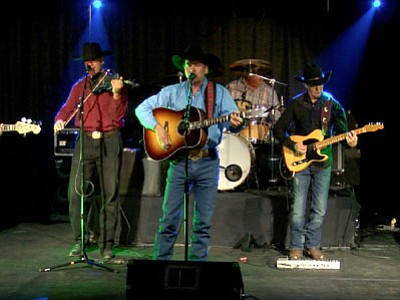 The Troubadour Experience – George Strait Experience. (Courtesy photo)