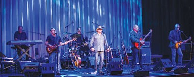 One of These Nights, an Eagles tribute band. (Courtesy photo)