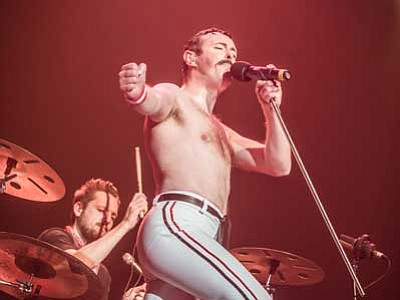 Courtesy photo<br> Gary Mullen and the Works perform One Night of Queen this week.