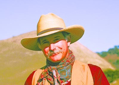 Dave Stamey, singer, songwriter and Western music entertainer. (Courtesy photo)