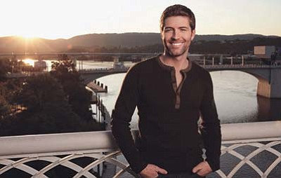 Josh Turner will perform at 7:30 p.m. Thursday, Dec. 10, at the Yavapai College Performing Arts Center, 1100 E. Sheldon St. Tickets range from $50 to $90 and can be purchased online at www.ycpac.com. Pre-show dinner also available at 5:30 p.m. for $32. (Courtesy)